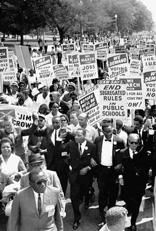 Post image for The 48th Anniversary of the March On Washington: A Celebration Of MLK's Words