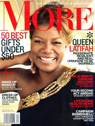 Queen Latifah Wants To Be A Mom—Says She'll Adopt