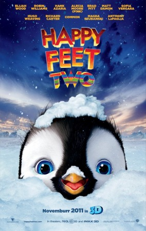 MyBrownBaby Fresh: A Happy Feet Two Review, From A Kid's Perspective