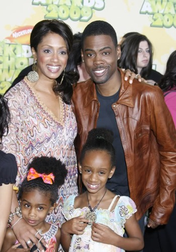 Chris Rock's Biggest Worry For His Daughters: That They Know How To Handle Their Cash
