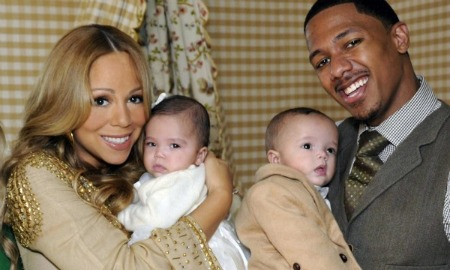 Look Who's Talking: Nick Cannon Says Twins With Mariah Carey Are Babbling