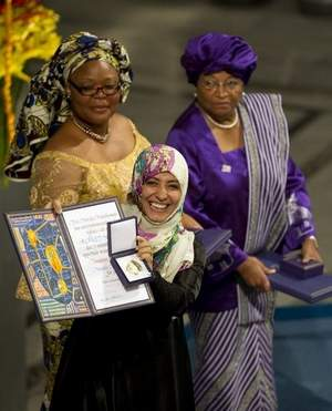For Our Daughters: Inspirational Quotes From The Nobel Peace Prize Speeches