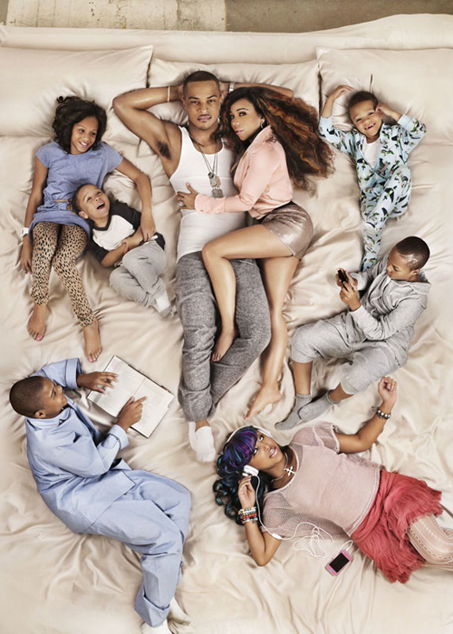 Post image for Rapper T.I. &#038; &#8220;The Family Hustle&#8221; Paint A Portrait Of A Great Black Father