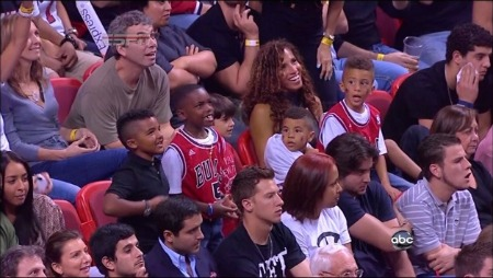 Cheering for LeBron James is Cool—Unless Your Dad is on the Other Team!