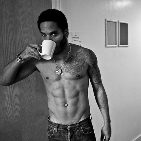 MyBrownBaby Fresh: Lenny Kravitz Likes Confident Curvy Girls—And Other Things You Should Know