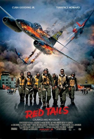 "You Don't Want to Support ""Red Tails?"" Grow Up."