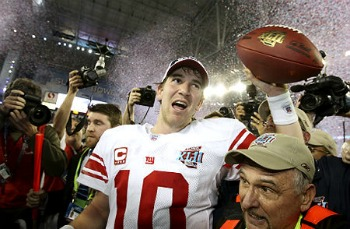 The Giants Super Bowl Victory Offers Dad a Teachable Moment