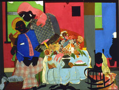 Macy's Celebrates Romare Bearden's 100th Birthday With A Must-See, In-Store Art Exhibit
