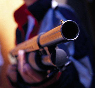 Boy Shoots His Mother at Point Blank Range—And Puts Our Parenting Conflicts In Perspective