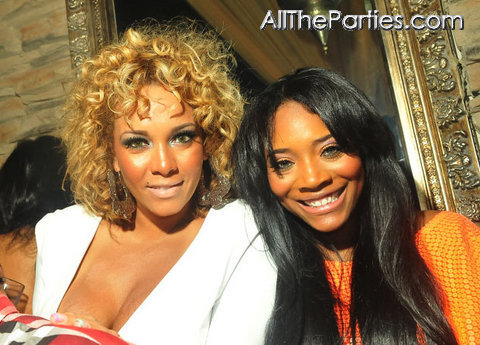Post image for Pregnant Love &#038; Hip Hop stars Kimbella and Yandy Go Clubbing: Would You Belly Bounce In a Club?