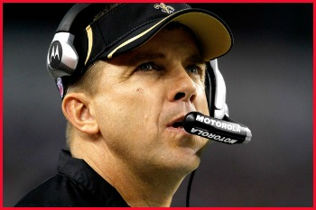 Post image for NFL Suspends Saints Coach Sean Payton for a Year For Lying and Covering Up Bounty System