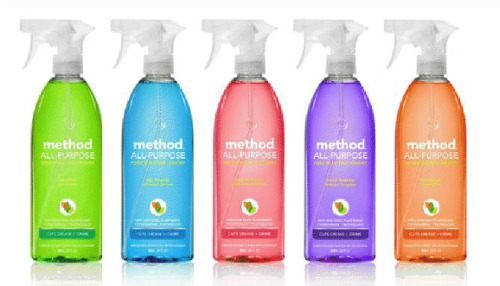 Post image for Clean Like A Mother: the Method All-Purpose Cleaner Put To the MyBrownBaby Test