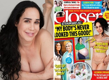 Octomom Nadya Suleman Reveals She's Been Getting Death Threats for Taking Food Stamps