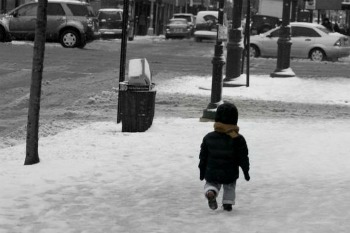 Post image for A 6-Year-Old Walking Alone to School? Is This Crazy—Or Is It Just Me?