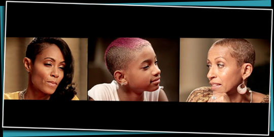 Post image for Jada Pinkett-Smith Explains Willow Smiths Independence, Quirkiness In Red Table Talk Series