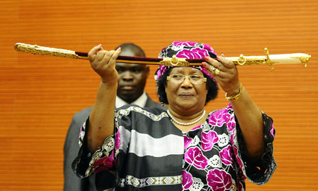 Meet Joyce Banda, Malawi's First Female President