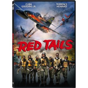 Saluting the Tuskegee Airmen and Red Tails on Memorial Day, Plus a DVD Giveaway