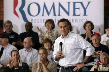 At Town Hall, Mitt Romney Showed His True Character: Weak and Cowardly—A Parent's Nightmare
