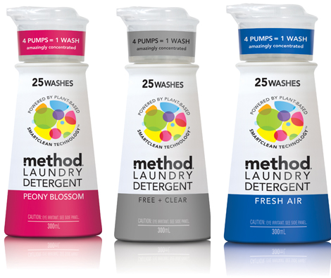 Say No To the Jug: the Method Laundry Detergent Put To the MyBrownBaby Test