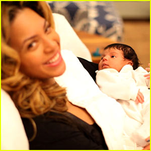 Beyonce's Love Of Blue: Singer Gives Insight Into Why She Chose the Name For Her Baby