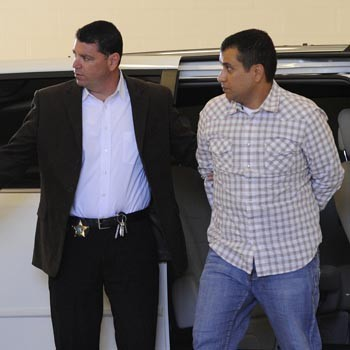 His Bail Revoked, George Zimmerman Is Back In Jail Where He Belongs: Justice4Trayvon