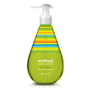 "Happy Hand Washing: High-Five A Rainbow With Method's ""Green"" Hand Soap"