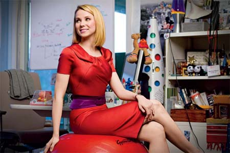 Post image for Marissa Mayer, Yahoo's New (Pregnant) CEO, Isn't Special.