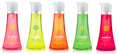 Give Your Nose A Hug: Method Dish Soap Makes Me Totally Want To Clean Stuff.