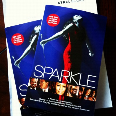 Sparkle: Introducing My Latest Book, Based On the Whitney Houston & Jordin Sparks Movie