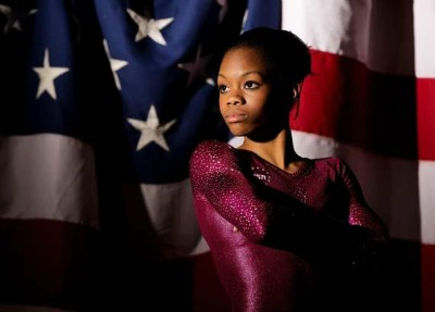 Keep Your Head Up Gabby Douglas: Celebrating the Olympian, Her Strength and Black Girl Beauty