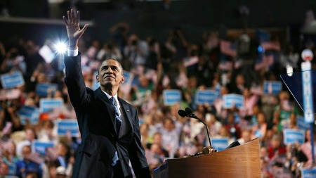 Transcript Of President Obama's Speech To the 2012 Democratic National Convention