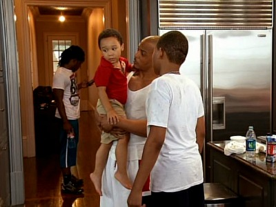 T.I. And Tiny's Family Hustle: Major Discipline Involves Time-Outs and Words, Not Hands (VIDEO)