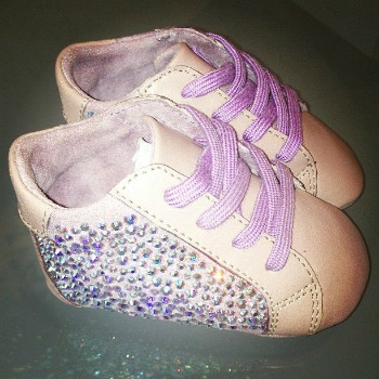 Post image for $800 Sneakers for Jay-Z and Beyonce&#8217;s Daughter, Blue Ivy? Is That Crossing the Line?