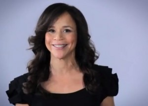 "Rosie Perez Checks Mitt Romney On the ""I Wish I Were Latino"" Comment. Hard. (VIDEO)"