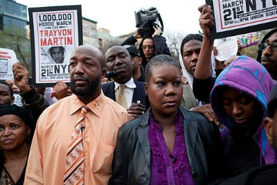 Trayvon Martin's Family Launches 'Change For Trayvon' To Fight Stand Your Ground Laws
