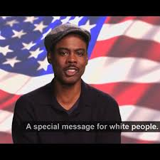 Post image for Chris Rock To White Voters: Obama Is A White President You Can Trust! (VIDEO)