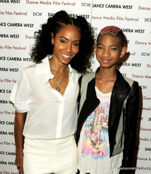 Jada Pinkett-Smith On Willow Smith's Hair, Beauty And Her Daughter's Right To Own Her Own Body