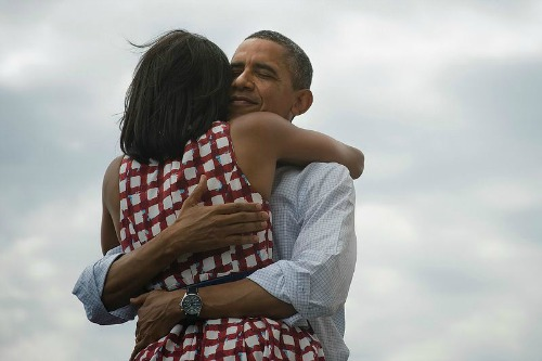 Forward: President Barack Obama Elected To Second Term In Historic 2012 Presidential Race