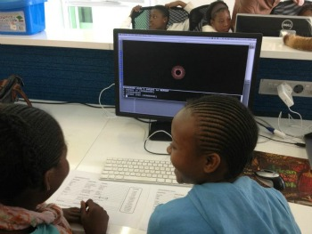 Turning Our Daughters Into Tech Geeks, Thanks to Black Girls Code