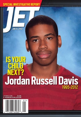 Behind Jet Magazine's Jordan Davis Cover: A Courageous Stand For Justice