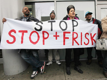 In NYC Stop-and-Frisk Trial, A Window Into Every Black Parent's Worst Nightmare