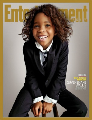Beasts Of the Southern Wild's Quvenzhane Wallis Covers Entertainment Weekly, Plus Fresh Links