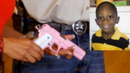 Three-Year-Old Mistakes Pink Gun For Toy, Dies From Gunshot Wound To Head