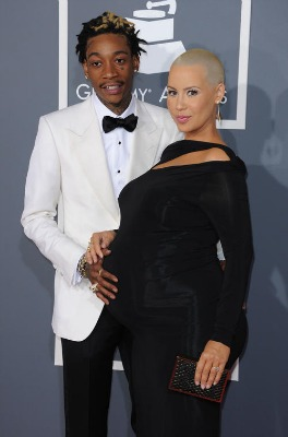 Post image for Amber Rose and Wiz Khalifa Birth New Baby Boy—Plus More MyBrownBaby Fresh Links