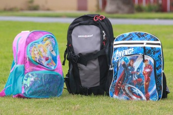 Post image for Would You Buy a Bulletproof Backpack for Your Child?
