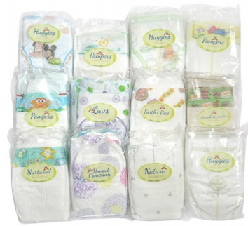 Diaper Dabbler: The Best Way To Pick Diapers For Newborns, Babies and Toddlers