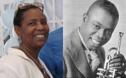 Louis Armstrong Had A Child: A Daughter Claims Her DNA—And, Finally, Her Legacy