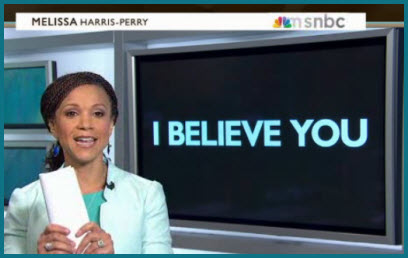 Melissa Harris-Perry To 16-Year-Old Steubenville Rape Victim: I Believe You (Video)
