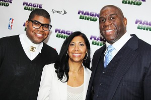Kudos to Magic Johnson for Modeling Fatherly Love in Supporting His Gay Son