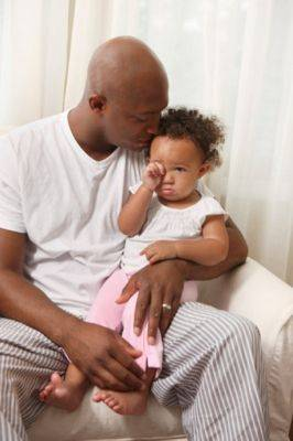 Absentee Black Fathers: A Black Dad Says It's Time More Brothers Take Care Of Their Children
